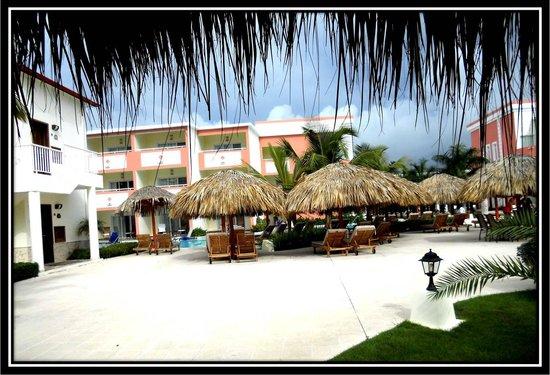 TRS Turquesa Hotel: Zona nueva royal suite turquesa piscina