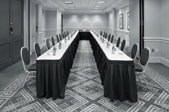 Eaton Hotel DC: Meeting Room