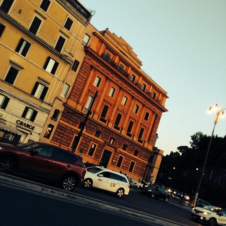 Relais No9 Colosseo : Vue hôtel