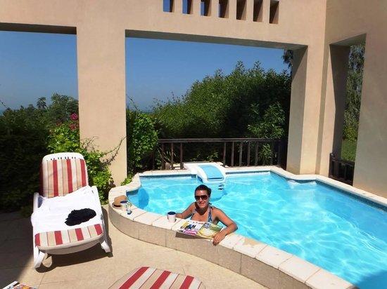 Cove Rotana Resort Ras Al Khaimah: private villa pools