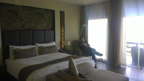 Vivanta By Taj Dal View : room