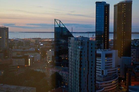 Radisson Blu Hotel Olumpia: harbour view