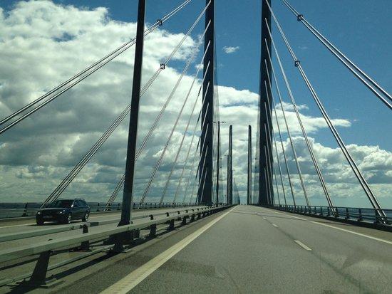 Puente de Oresund: o