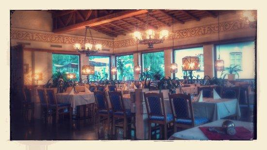 Hotel Post: Sala ristorante