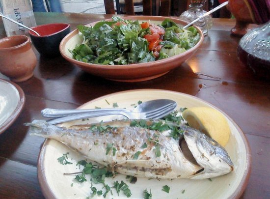 The New Mill Tavern: Dorada