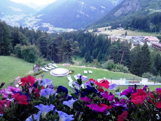 Hotel Scherlin : Primo impatto