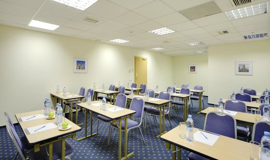 Novotel Moscow Centre: Meeting rooms