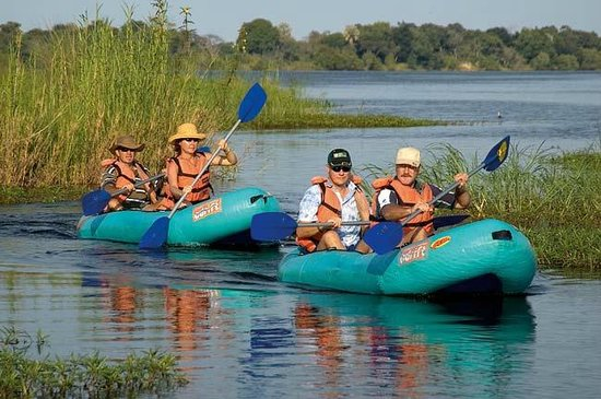 Wild Horizons Upper Zambezi Canoe Safaris