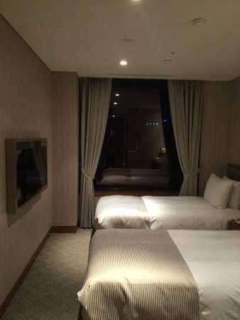 Staz Hotel Myeongdong 1 : きれいな部屋です