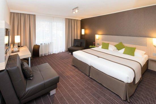 Hotel New Orly: 3 Bett Zimmer