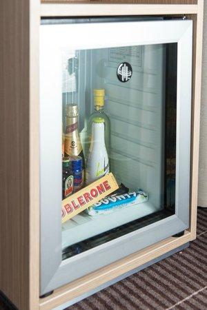 Hotel New Orly: Minibar