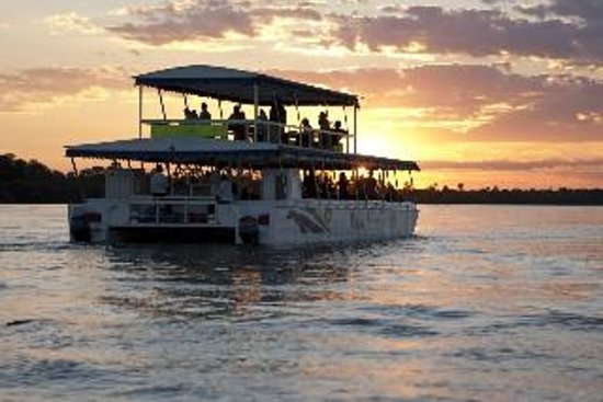 victoria falls sunset cruise reviews