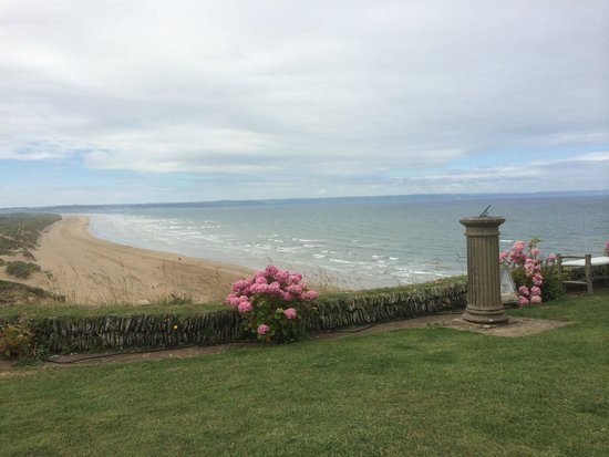 Saunton Sands Hotel: Beach View