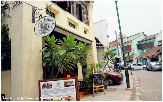 Jawi House Cafe & Gallery: Jawi House