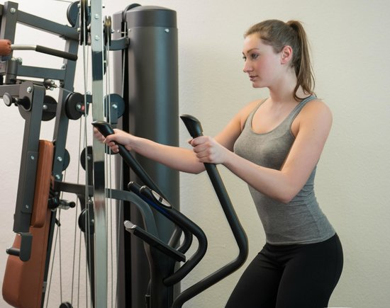 Hotel New Orly: Fitness