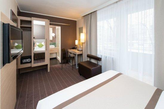 Hotel New Orly: 2 Bett Zimmer