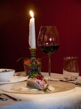 Hotel New Orly: Restaurante