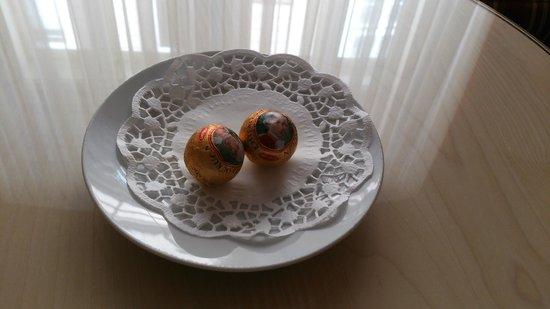 Hotel König Von Ungarn: Complimentary sweets