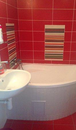 Jimi Hendrix Guesthouse: Bathroom