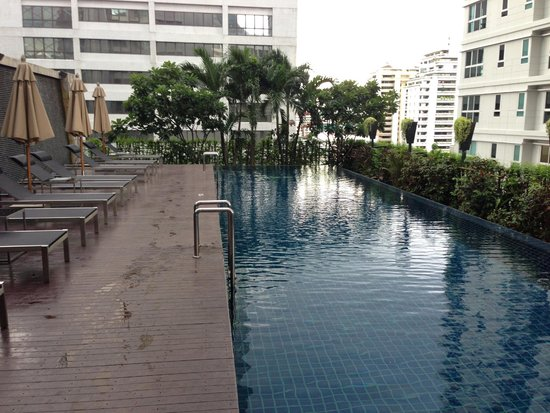 Pullman Bangkok Grande Sukhumvit: プール