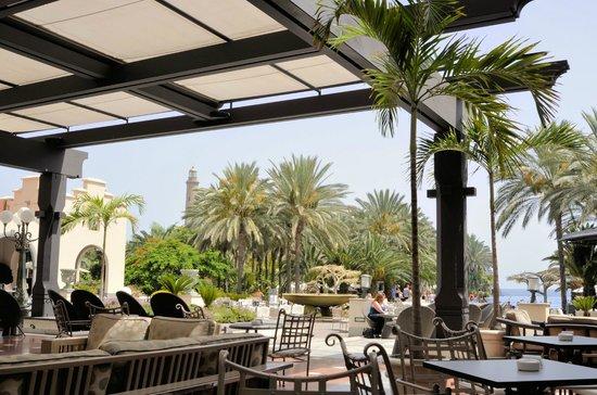 Lopesan Costa Meloneras Resort, Spa & Casino: Desde la terraza