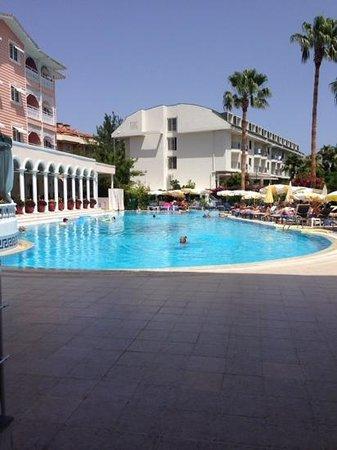 Pasha's Princess Hotel: pretty pool