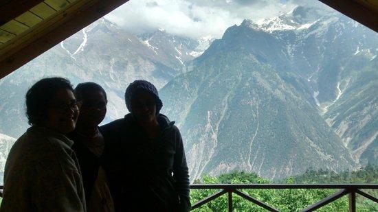 The Grand Shamba-La : View from Attic