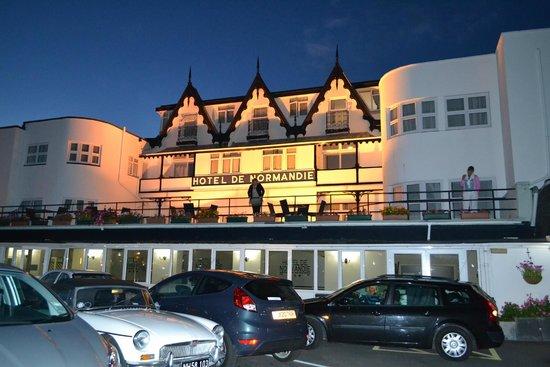 Hotel De Normandie (Evening)
