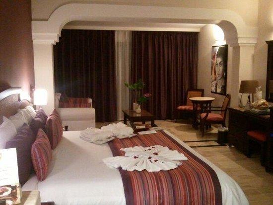The Royal Suites Yucatan by Palladium: nuestra habitacion