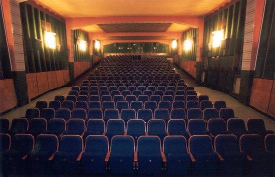 Aero Kino: Screening Hall