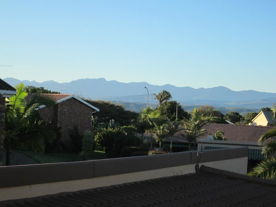 O'Hannas BnB & Self Catering: View from the deck