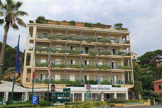 BEST WESTERN Hotel Regina Elena: Best Western Hotel Regina Elana Santa Margherita Ligure