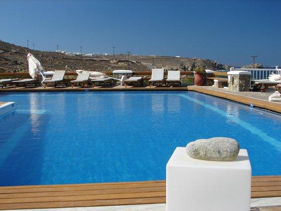 San Marco Hotel : piscina