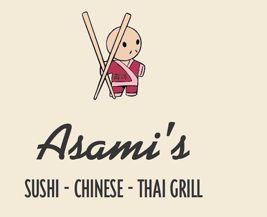 Asami's: logo