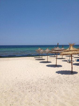 HOTEL NEPTUNIA BEACH : Пляж