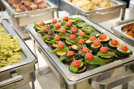Novotel Moscow Centre: Restaurant