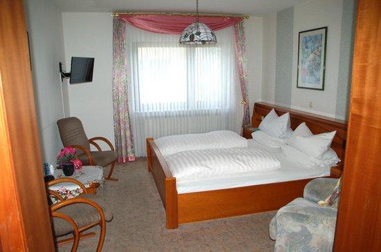 Hotel Seemowe : Our Room