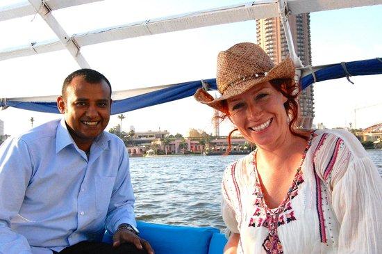 Egypt Excursions Online - Day Tours: Fouad Elshazly  from Egypt Excursions Online
