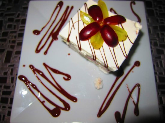 The Westin Golf Resort & Spa, Playa Conchal - An All-Inclusive Resort: Delicious dessert