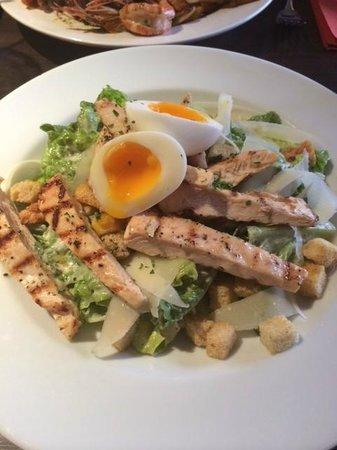 Cattle Grid Leeds : Chicken Cesar Salad