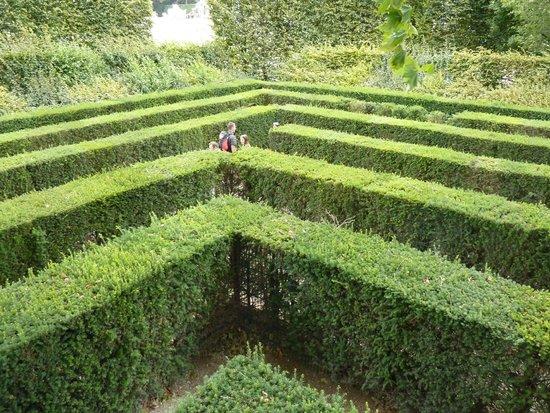 Schloss Schönbrunn: Labyrinth