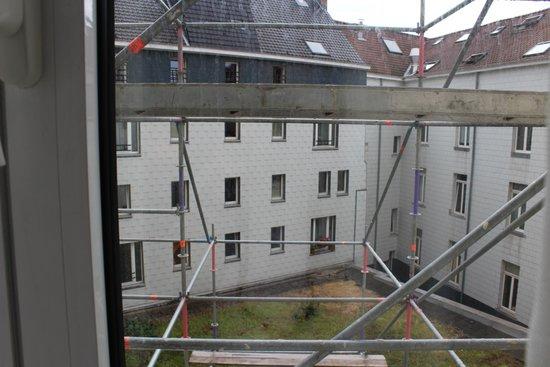 Brussels Marriott Hotel Grand Place: Aussicht Zimmer 347