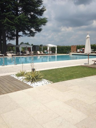Relais Monaco Country Hotel & Spa: Pool