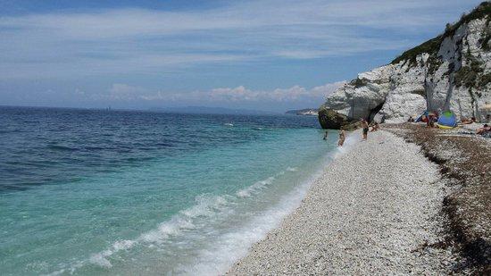 Spiaggia di Capo Bianco : Capo bianco luglio 2014