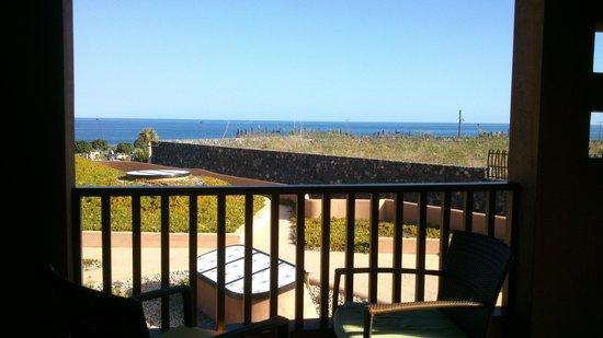Sandos San Blas Nature Resort & Golf: Vue terrasse ( B196 )