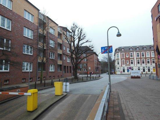 H4 Hotel Hamburg Bergedorf: рядом