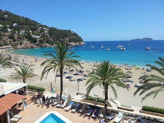 Veraclub Ibiza: Dal balcone della camera