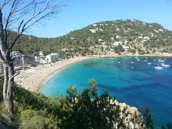 Veraclub Ibiza: Arrivando dall'alto
