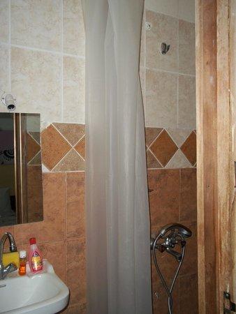 Backpackers Paradise : My bathroom!