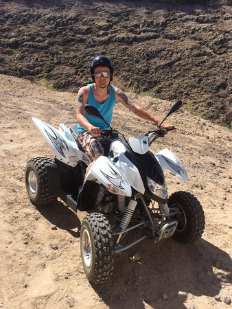 Pestana Porto Santo All Inclusive: Quading